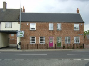 Semi Detached House, Donington