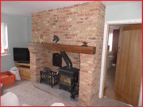 Inglenook Fireplace Status Design