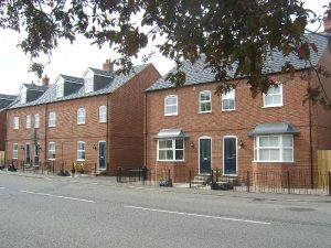 Townhouse Development in Long Sutton